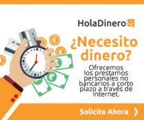 Ten en cuenta la ayuda de los préstamos HolaDinero